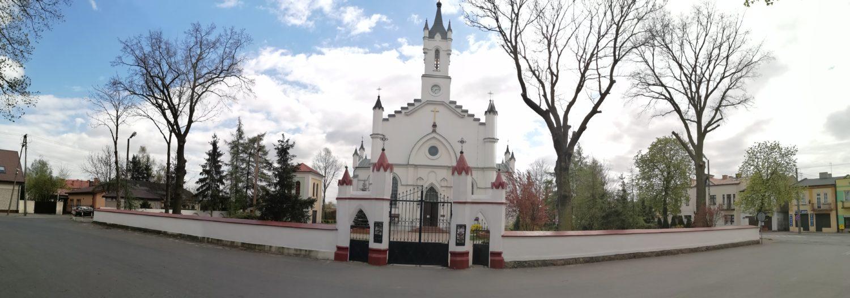 Parafia Wniebowzięcia Najświętszej Maryi Panny w Krośniewicach